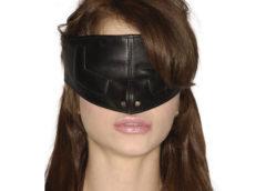 Strict Leather Upper Face Mask-SM