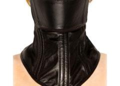 Strict Leather Neck Corset