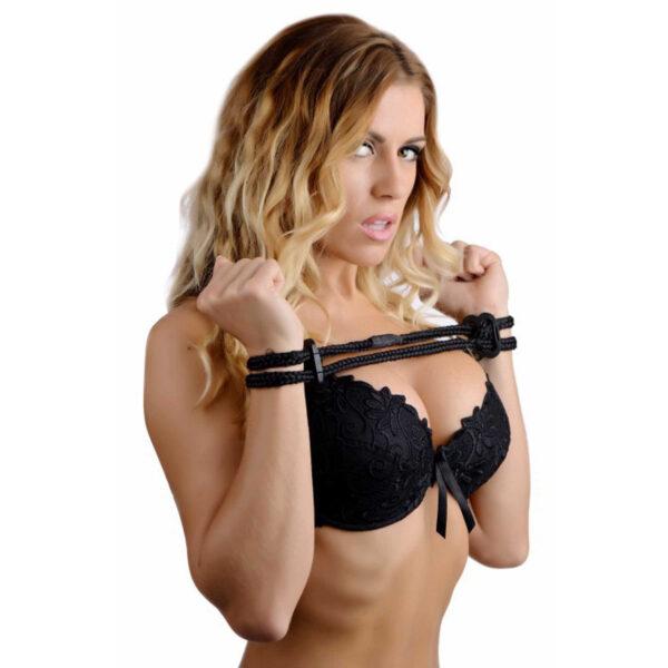 Original Sin Rope Cuffs