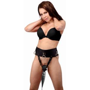 Forced Orgasm Belt