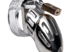 Stainless Steel Chastity Cage Upgrade