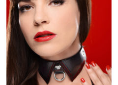 Crimson Tied Regal Sub Collar