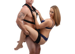 Stand and Deliver Sex Position Body Sling