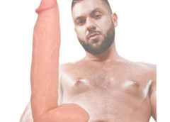 Raging Cockstars Big Dick Ben 10 Inch Realistic Dildo