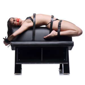 Ultimate Dungeon Essentials Kit with Bondage Horse