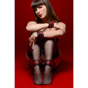Crimson Tied Wrist and Ankle Bondage Kit