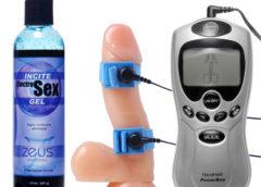 Electrosex Essentials 3 Piece Kit for Him