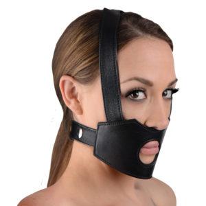 Face Fuk II Dildo Face Harness