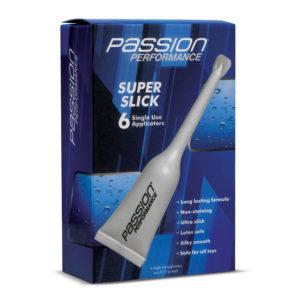 Passion Performance Super Slick Gel Shooter 6 Pack