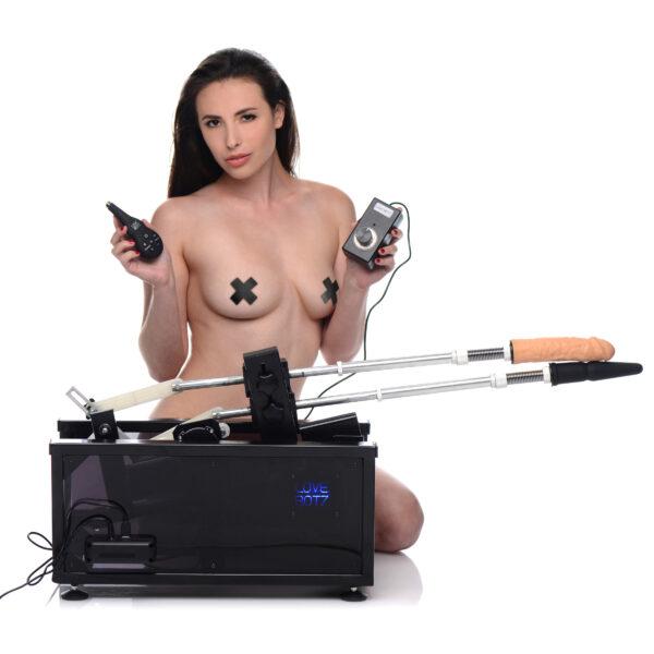 Athenas Ultimate Remote Control Sex Machine