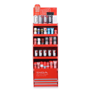 Tenga Cup Display