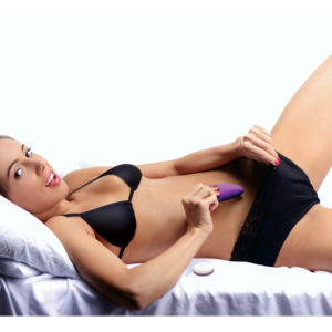 Naughty Knickers Silicone Remote Panty Vibe