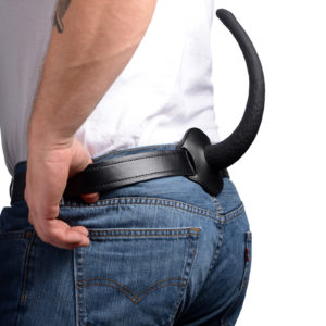 Rover Tail Puppy Tail Belt Harness