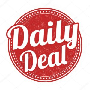 daily deal special
