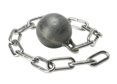 Ball Weight and Chain