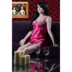 Dahlia Life Size Ultra Platinum Sex Doll