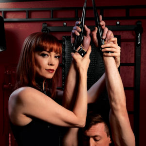 Isabella Sinclaire Universal Leather Restraints