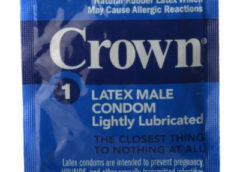 Crown Condoms 48 pack