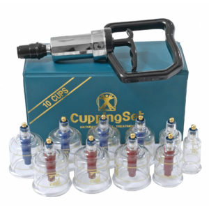 Cupping Set with Acu-Points