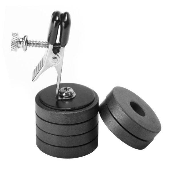 Onus Nipple Clip WMagnet Weights
