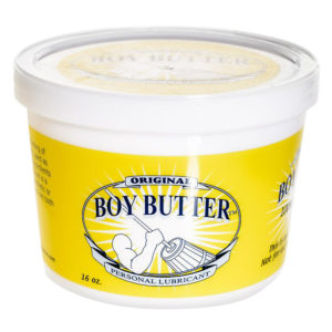 Boy Butter 16oz Tub