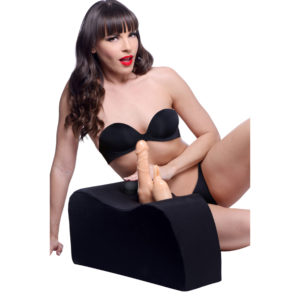 Trio Love Cushion Orgasm Set with 3 Wands and Rabbit Attachment